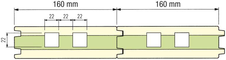 Profil gaines électriques Sapisin