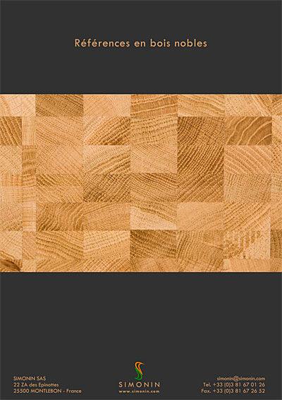 Réalisations en bois nobles